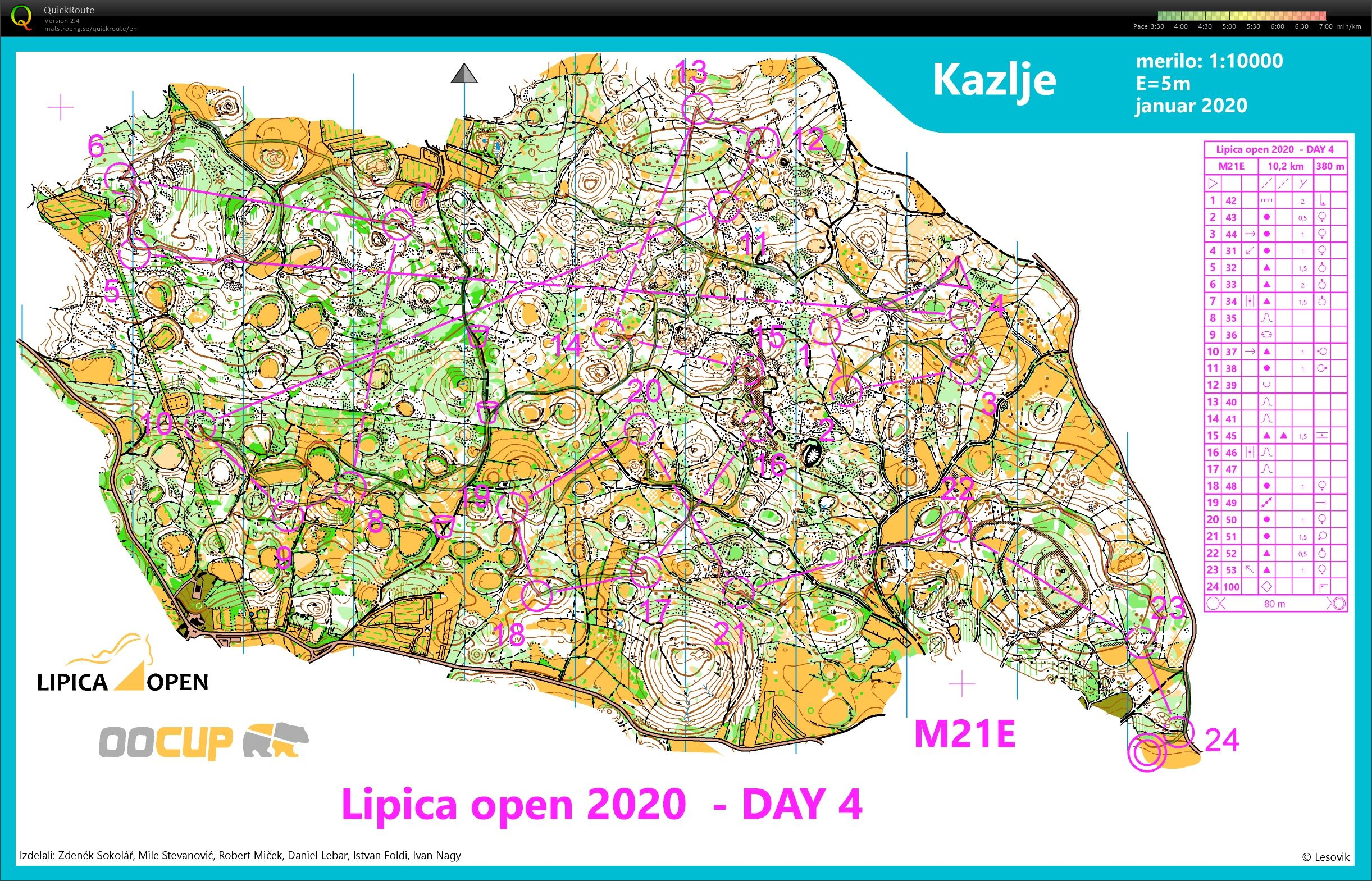 Lipica Open 2020 - day4 (2020-03-10)